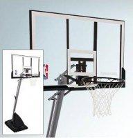 Стойка баскетбольная мобильная 66389CN Spalding Gold 50