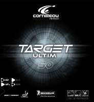 Накладка Cornilleau Target Ultim 50 2.0мм (красный)