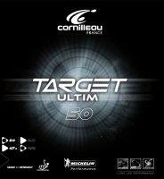 Накладка Cornilleau Target Ultim 50 макс. (красный)