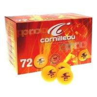Мячи Cornilleau Pro 72 шт 40 мм (белый)