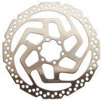 Тормозной диск SHIMANO RT26, 180мм, 6-болт, только для пласт колод
