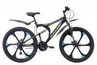 Велосипед Black One Totem FS 26 D FW (2019)