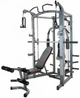 """Тренажер """"Многофункциональная силовая станция на свободных весах """"Смит-машина"""""""" Protrain SC5008"""