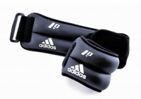 Утяжелители на запястья/лодыжки Adidas ADWT-12228 (2шт х 1кг) (пара)