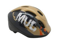 """Шлем BELLELLI детский коричневый """"Mud"""", M (53-56)"""