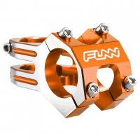 "Вынос  FUNN 31.8mm 1-1/8"" funn funnduro 45mm 0° orange / polished"