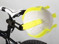 Крепление для мяча BELLELLI KIK BALL, цвет: жёлтый