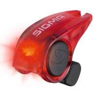 Маячок стоп-сигнал Sigma BRAKELIGHT, красный корпус