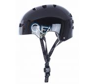 Шлем велосипедный O-Neal Dirt Lid Fidlock ProFit Junkle, черный