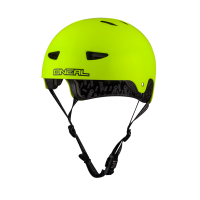 Шлем велосипедный O-Neal Dirt Lid Fidlock ProFit MATT, желтый
