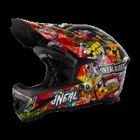 Шлем велосипедный O-Neal Warp Fidlock Crank Multi