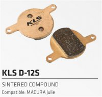 Колодки тормозные  Kellys к дисковому тормозу KLS D-12S FORMULA Julie, Magura Clara 2001-2, Louise 2002, Louise FR