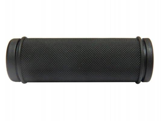 Велосипедные грипсы HuaLong TBS 22,2x130мм, резина, чёрные