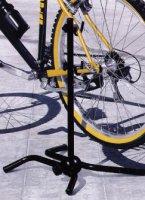 Подставка для велосипеда Peruzzo PIT STOP под заднее колесо (перо)