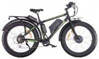 Велосипед Volteco BIGCAT DUAL, цвет: черный, желтый