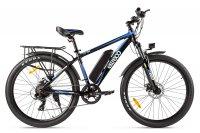 Велосипед  Eltreco XT750 Черный