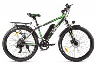 Велосипед Eltreco XT750 Серый