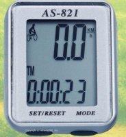 Велокомпьютер TBS AS-821 проводной