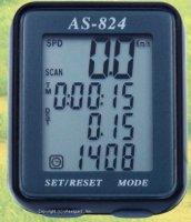 Велокомпьютер TBS AS-824 проводной