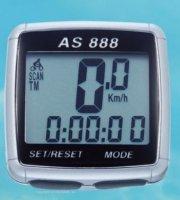 Велокомпьютер TBS AS-888 проводной