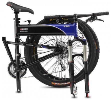 Велосипед Montague 14 X-90 (2014)