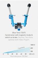 Blue Twist T2675