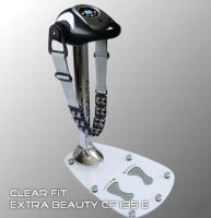 Вибромассажер Clear Fit Extra Beauty CF 135 E
