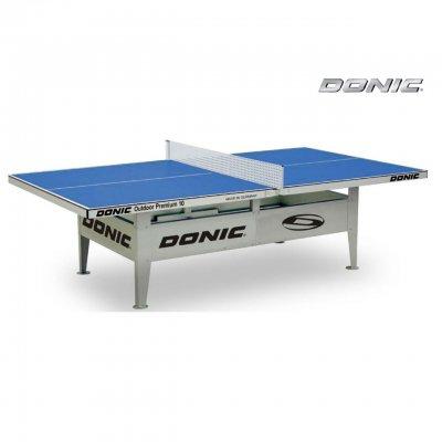 Всепогодный Теннисный стол Donic Outdoor Premium 10 синий