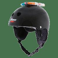 Зимний шлем Wipeout с фломастерами