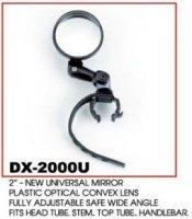 """Зеркало TBS DX-2002U 3"""" с регулировкой в различных плоскостях"""