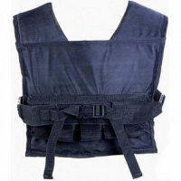 Жилет спортивный текстильный мужской из хим.нитей Protrain RISING XB9230-10