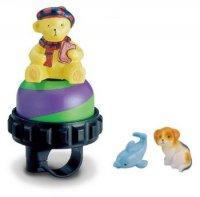 Звонок TBS YWS-667A поворотный с игрушкой D:47мм