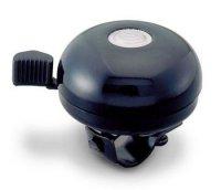 Звонок TBS YWS-821 D:57мм, стальные купол и база, чёрный